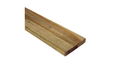 100mm x 25mm - 4x1 sawn treated 3.6m