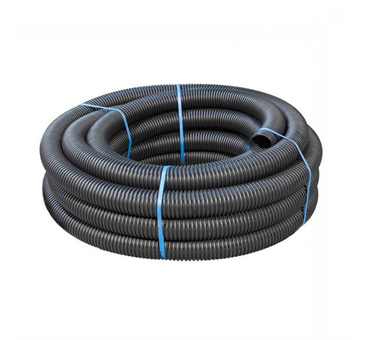 80mm Land Drain/Waving Coil 100mtr