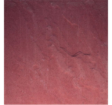 Wyresdale Riven Red Paving 450x450x38